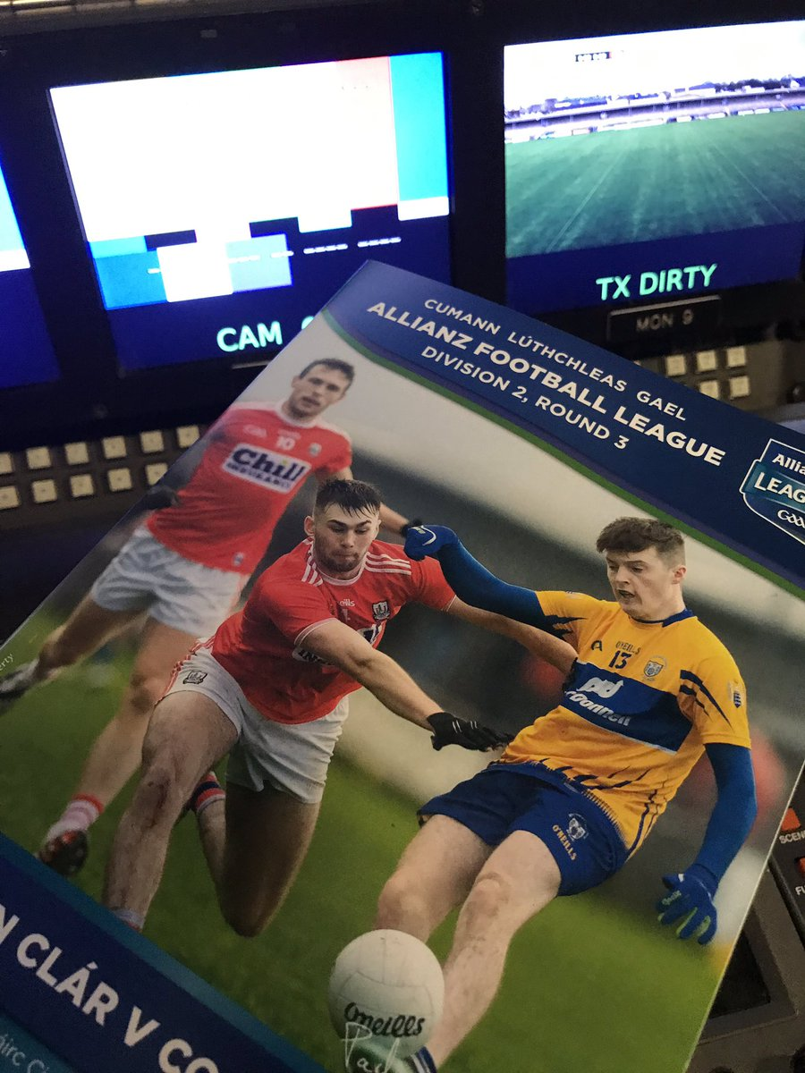 test Twitter Media - We are in Cusack Park Ennis for the Allianz Football league Division 2 round 3 game between Clare and Cork throw in here is at 14.00. @SportTG4 @GAA_BEO @nemetontv https://t.co/OJJNmhKwiS
