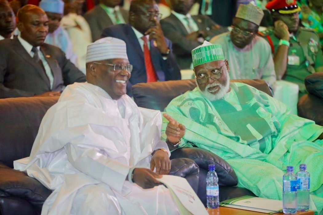 #PeaceAccord# – Atiku Makes 9 Strong Political Point