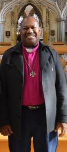 Rt Revd James Tama, Bishop of Vanuatu will be preaching @ChesterCath this Sunday @ChesterDiocese