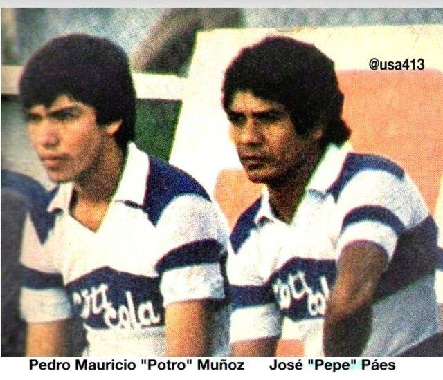 """JORGE NOVILLO on Twitter: """"Pedro Mauricio el """"Potro"""" Muñoz y José ..."""