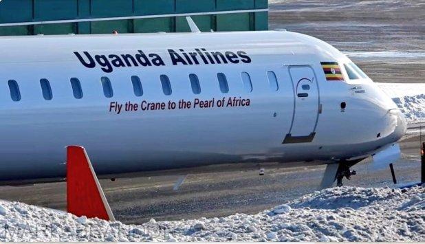 Image result for ugandaairline