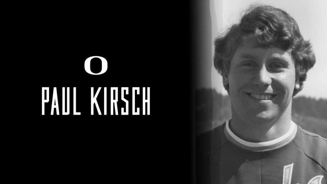 test Twitter Media - Condolences to the family and friends of former Ducks' baseball player Paul Kirsch who played at Oregon from 1975-77 and was the son of longtime UO baseball coach Don Kirsch. Paul will be missed. Rest in peace. https://t.co/kG81sJB31L