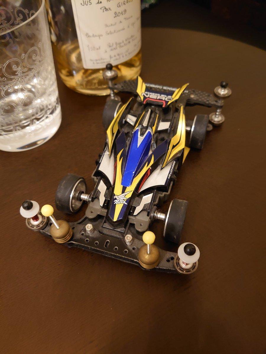 test ツイッターメディア - @choiyoshi1986 むかし「ロンブー淳の休日GP」で ロンブー淳さんを倒して優勝したマシンです(笑) https://t.co/sy7RL5t1bT