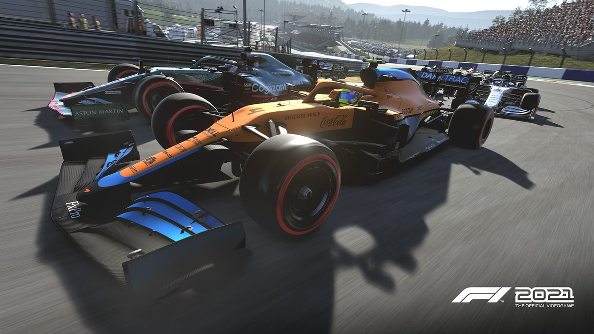 F1 2021 Game official trailer