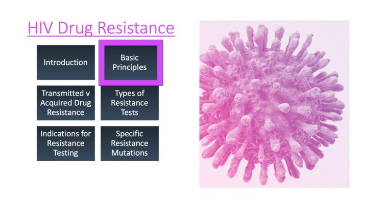 MedTweetorial: #Tweetorial Author: @Darcy_ID_doc  Type: #MedEd #Pathophysiology Specialty: #InfectiousDisease #ID Topics: #HIV #HIVResistance