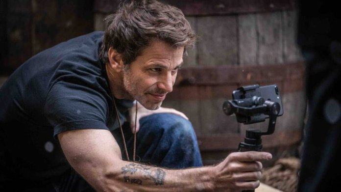 """ComicBook Debate on Twitter: """"Zack Snyder will direct and co-write REBEL  MOON, an original sci-fi adventure, for Netflix. The film will be inspired  by Japanese filmmaker Akira Kurosawa and Star Wars.  [https://t.co/iffg0wZcQG]"""