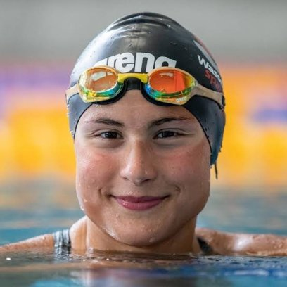 """Africa4Palestine on Twitter: """"Meet Dania Nour, Female swimmer who will  represent Palestine at the #TokyoOlympics… """""""