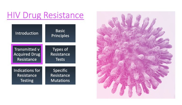 MedTweetorial: #Tweetorial Author: @Darcy_ID_doc  Type: #MedEd Specialty: #InfectiousDisease #ID Topics: #HIV #HIVDrugResistance #TransmittedResistance
