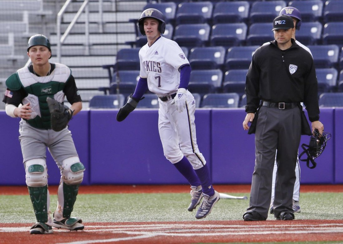 test Twitter Media - MLB Draft Recap ⤵️  ⚾️ 42 Huskies drafted in Lindsay Meggs Era ⚾️ Tyson Guerrero joins Robert Pehl (2014) as Chehalis natives and W.F. West/UW alums drafted by @Royals  ⚾️ Braiden Ward would join '18 teammate Willie MacIver in @Rockies org  📰 https://t.co/bF6NFQ5RrN  #DaWgStrong https://t.co/C8wwMcP3eY