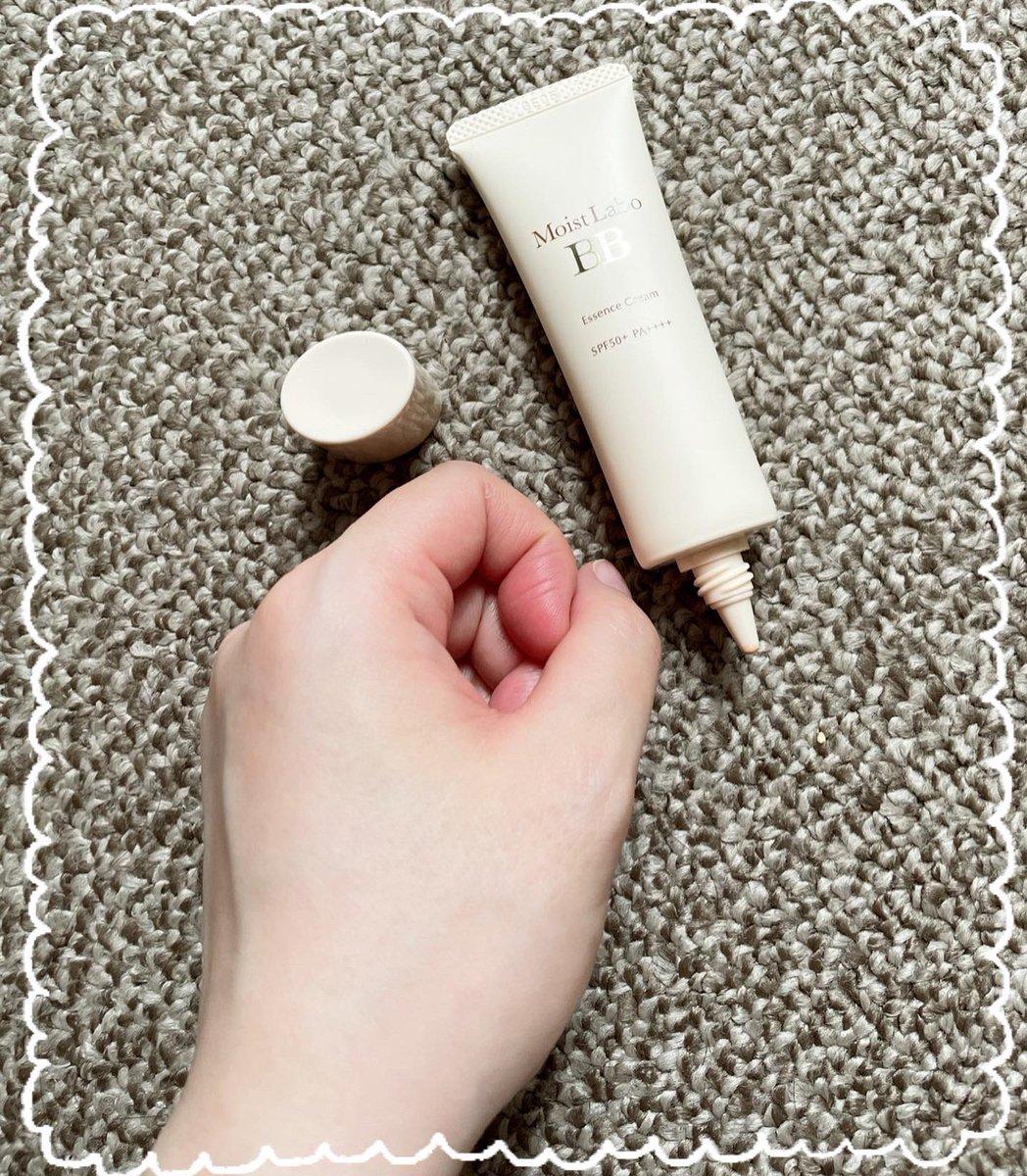test ツイッターメディア - 明色化粧品 モイストラボBBエッセンスクリームを使用しました❤️こちらのBBクリームの特徴は、メイクしながらスキンケアができるんです!これ一つで美容液、クリーム、UVカット、化粧下地、コンシーラー、ファンデーションの6つの効果があります!!肌になじんでナチュラルな仕上がりで大満足でした❤️ https://t.co/QFY0xpqBkB
