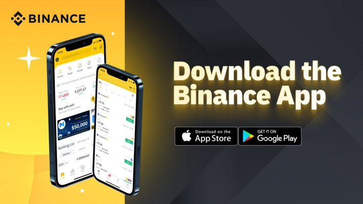 """binance on twitter: """"don't have the #binance app? click the link. already have it? click it anyway. check on your bags. ➡️https://t.co/zrmjelk7ei… https://t.co/k4yprgyy77"""""""