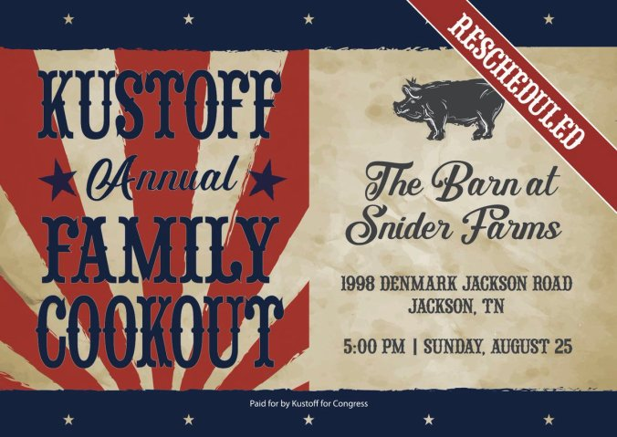 Image result for kustoff family cookout