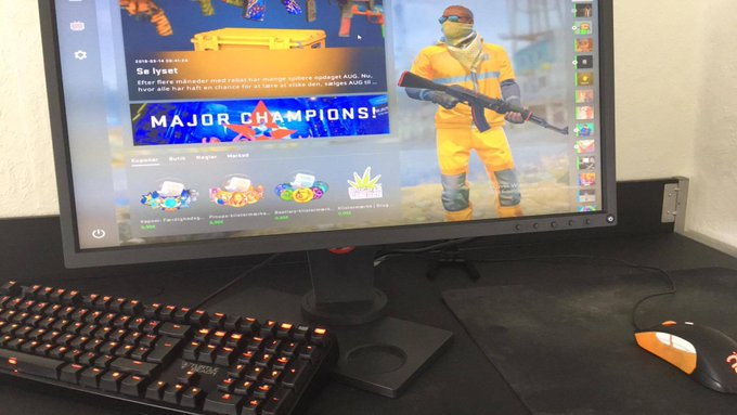 Image result for 24 competitive monitor pro csgo