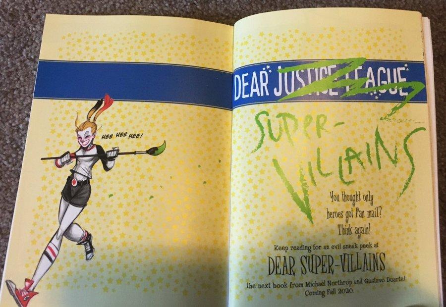 dear super villains michael northrop