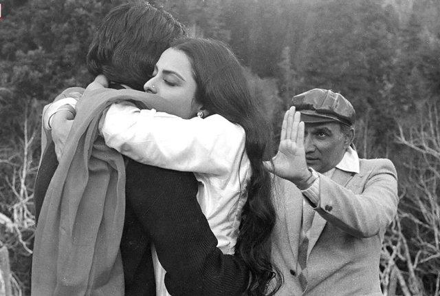 "Film History Pics on Twitter: ""(1981) 'Silsila' - Yash Chopra ..."