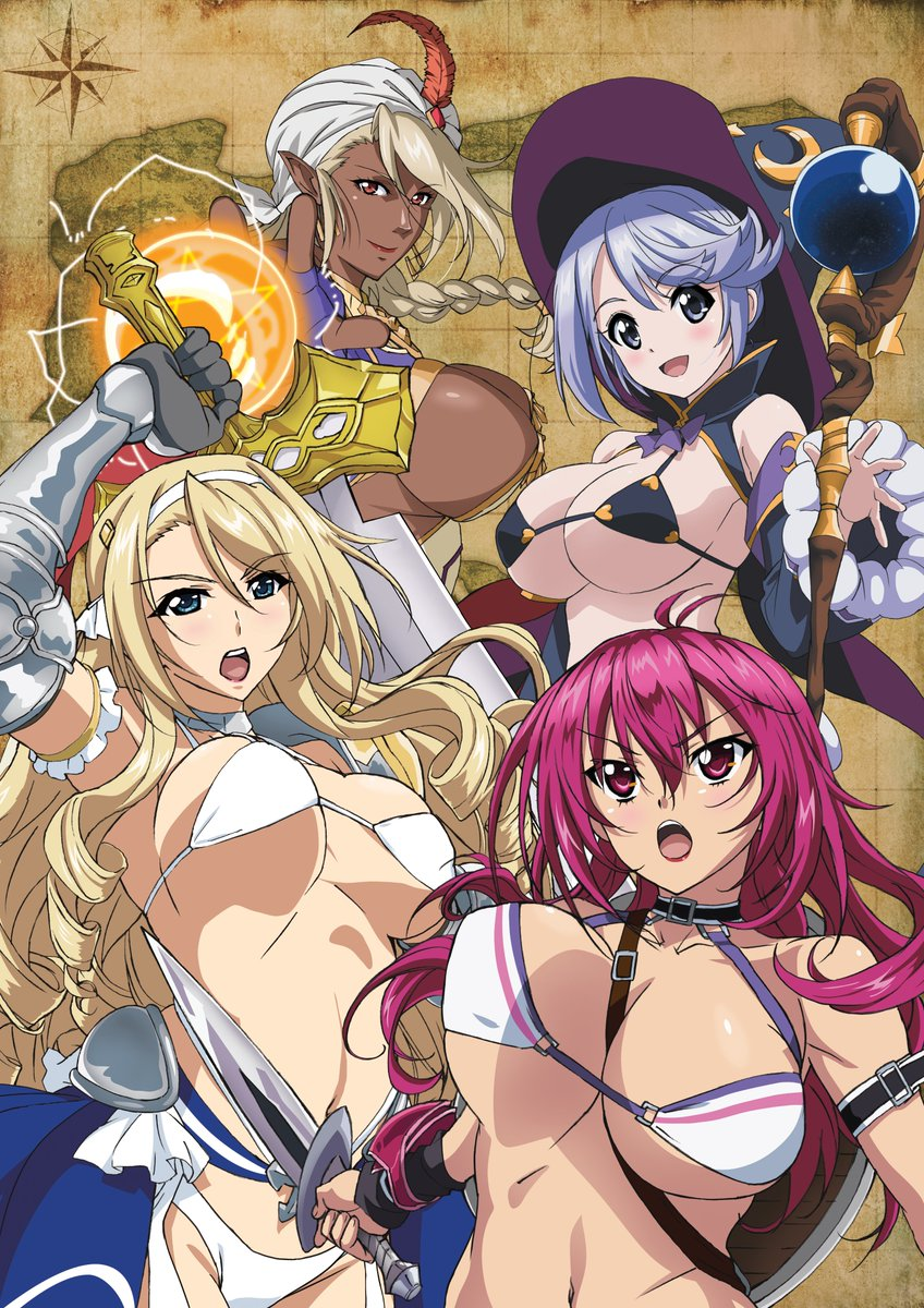 HentaiStream.com Bikini Warriors Episode 13 (Unaired OVA)