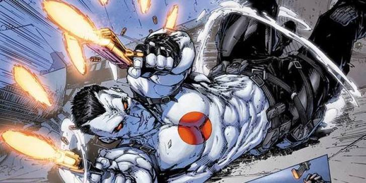 Image result for bloodshot #1 valiant 2019