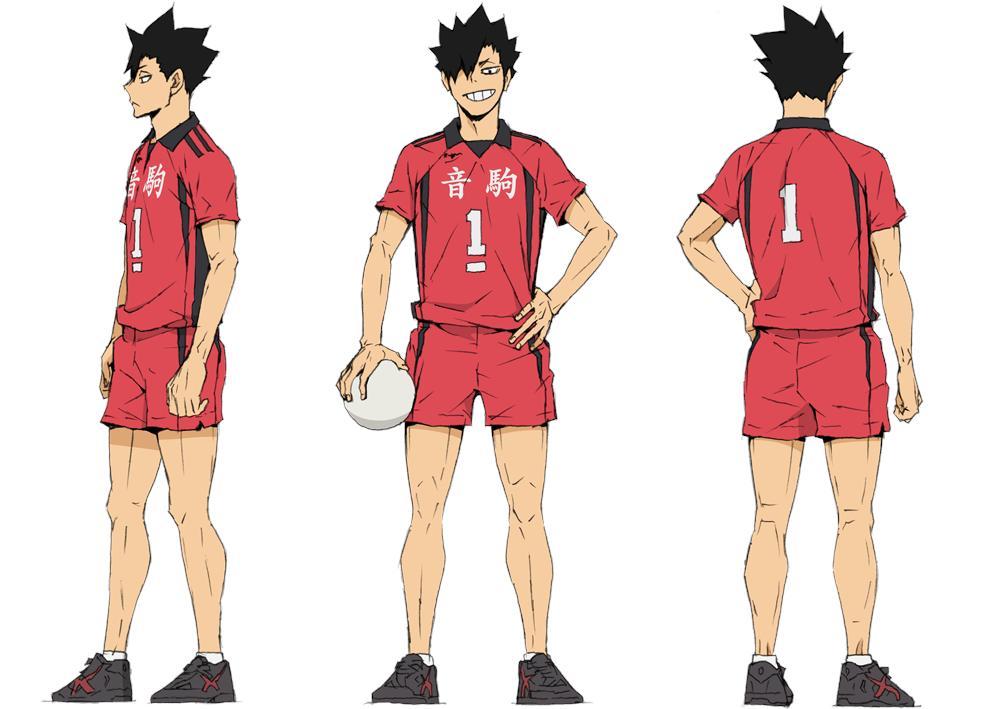 haikyu season 4 character sheets