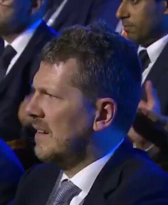 Eric cantona delivered a bizarre speech which talked about the possibility of eternal life as he accepted the president's award at uefa's. Bands Fc On Twitter Starting With A Quote From King Lear As Flies To Wanton Boys Are We To Th Gods They Kill Us For Their Sport And Ending With I Love