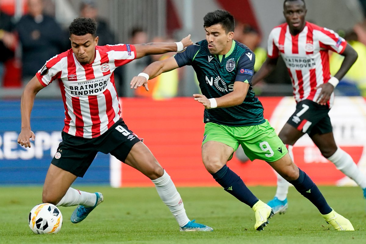 PSV Eindhoven - Sporting CP