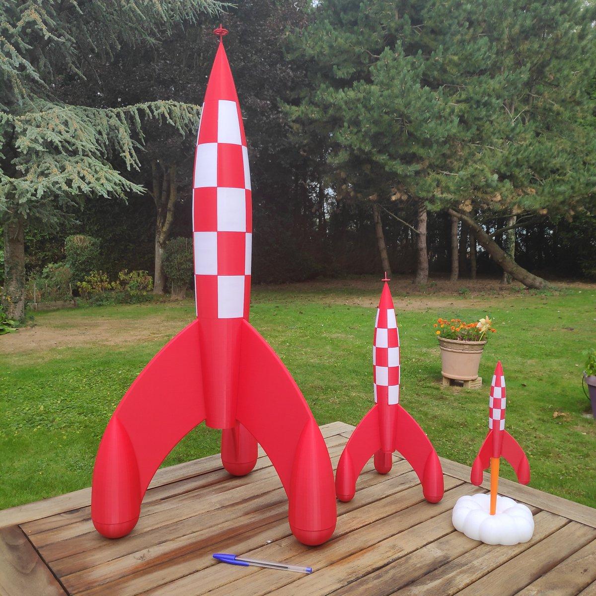 Free Printable Model Rocket