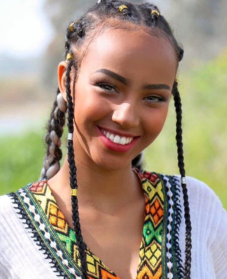 "Jewish Beauty on Twitter: ""Ethiopian Jewish woman in traditional dress… """