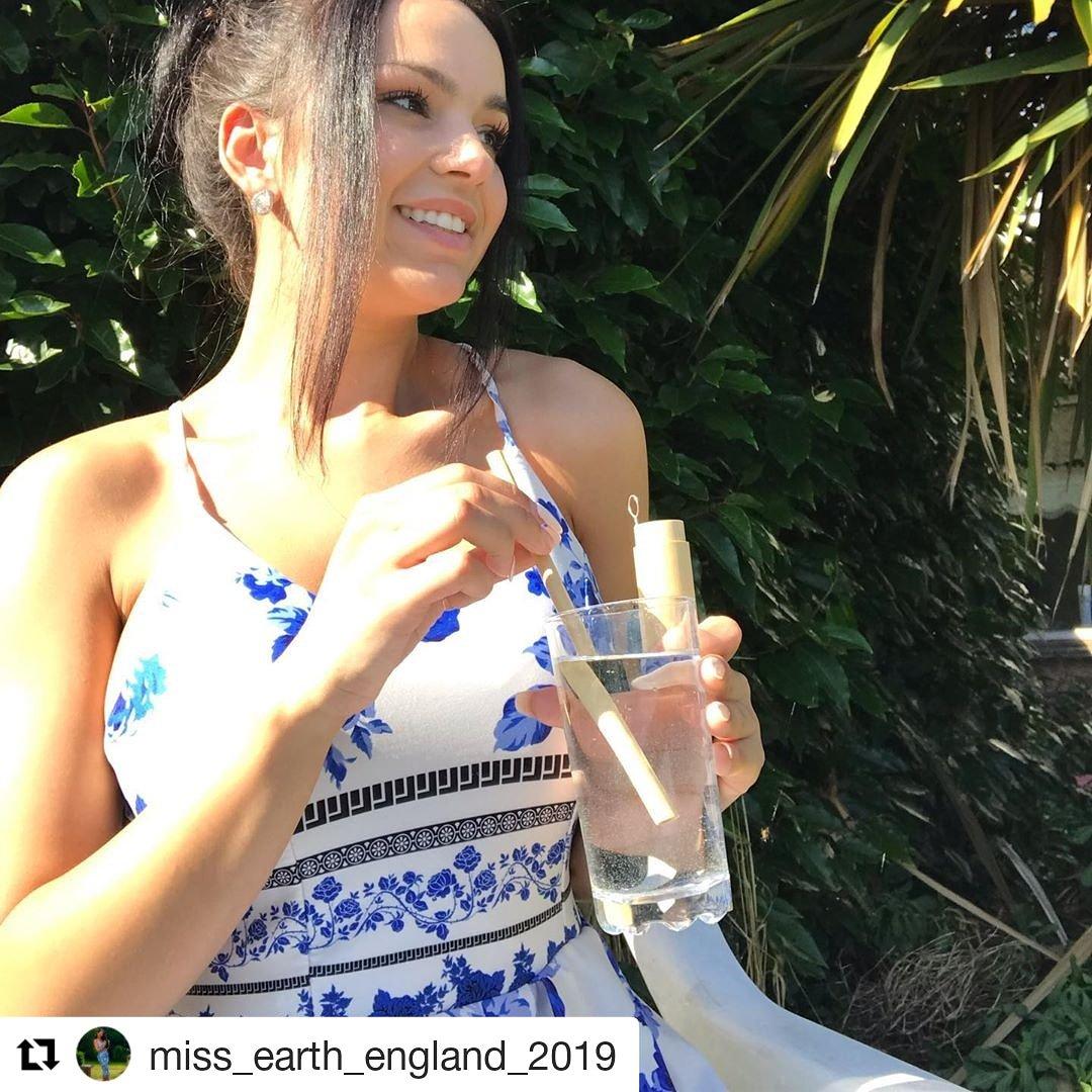 test ツイッターメディア - ミス・アース・イングランド(英国)より「BAMBOO STRAW bring&drink365」が紹介されました👍 9月末から開始する #MissEarth 世界コンテストに出場するそうです! 応援してます🤗 https://t.co/T48nMAsNE7  @miss_earth_england_2019 #MissEarth #MissEarth2019 #MissEarthEngland https://t.co/pfxBg5PdIF