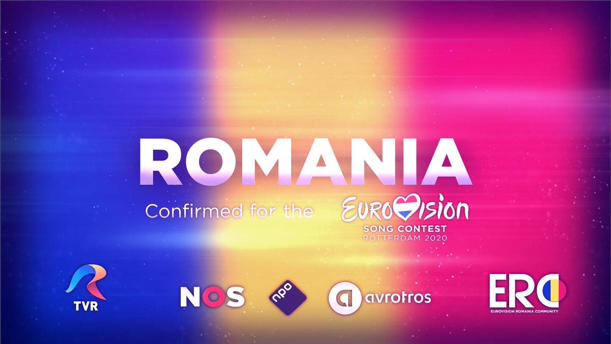 Risultati immagini per eurovision 2020 romania