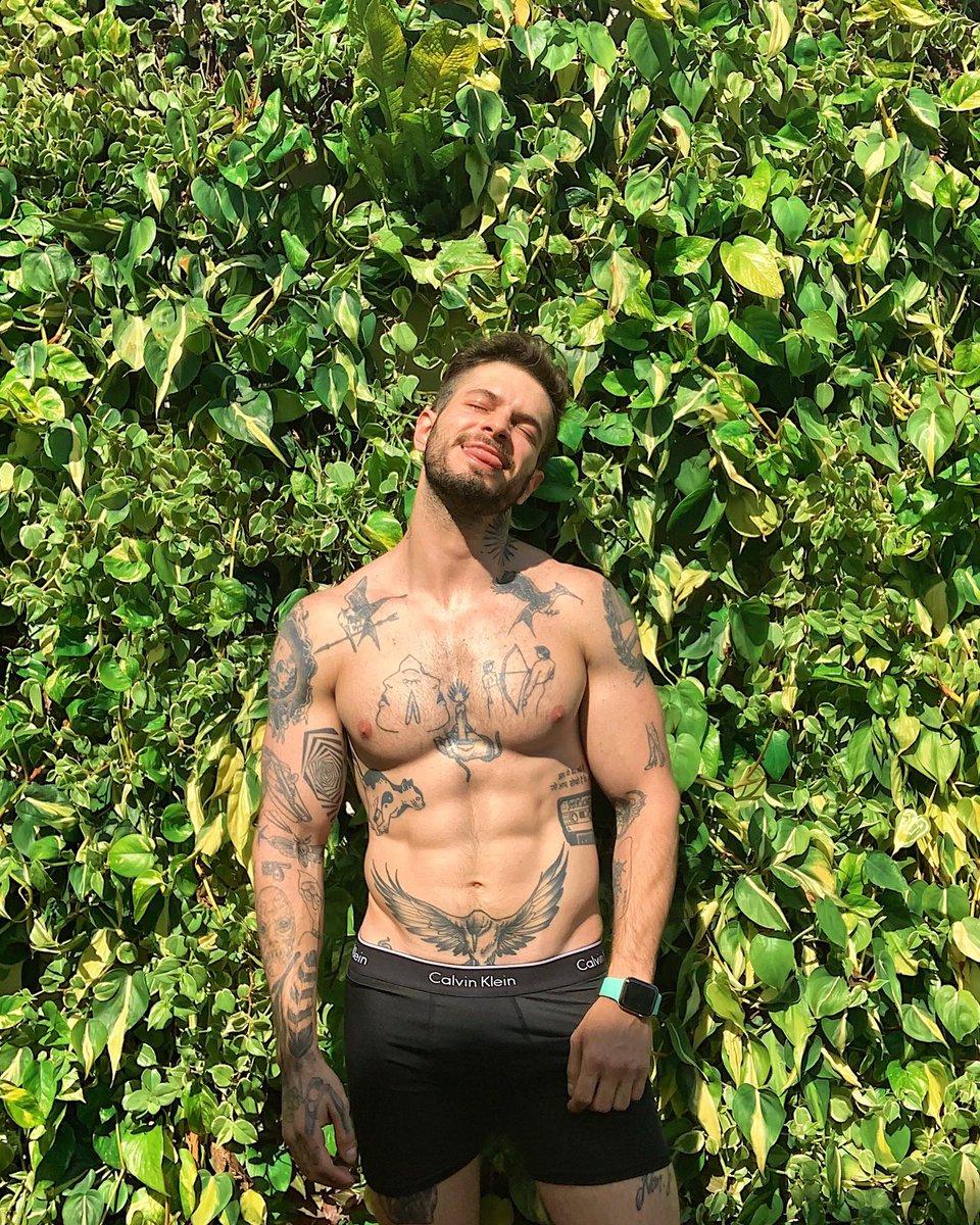 """Federico Devito on Twitter: """"Um dia verde é um dia mais bonito. 💚🍃… """""""