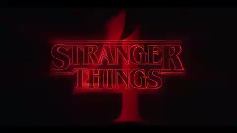 Image for the Tweet beginning: The @Stranger_Things 4 teaser is