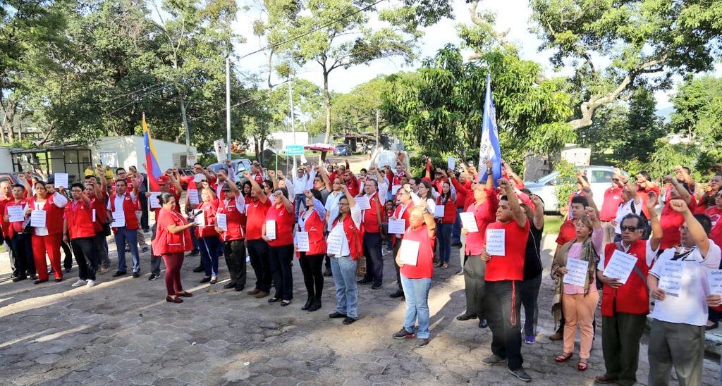39 años del FMLN y sigue como instrumento de lucha del pueblo salvadoreño-VerdadDigital.com-