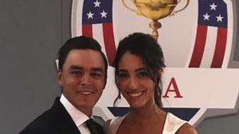 Allison Stokke & Rickie Fowler Got Married