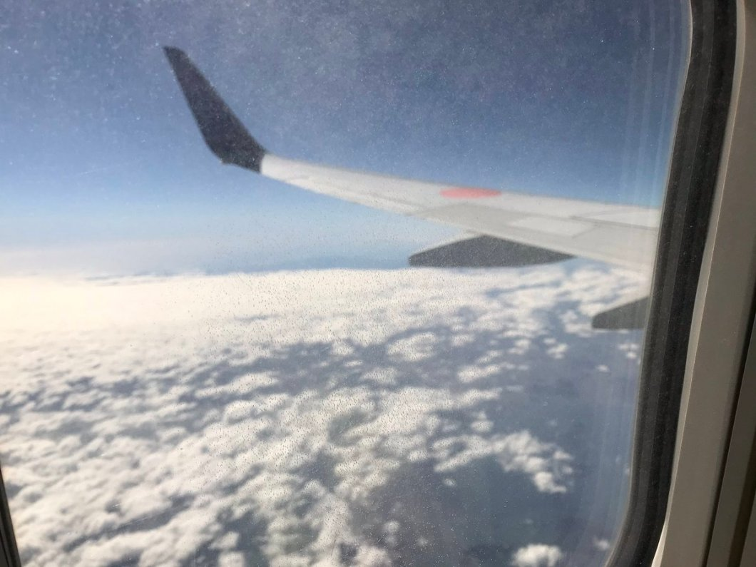 test ツイッターメディア - 雲の上はいつも青空 #長崎旅行 #ハービー山口 #雲の上はいつも青空 https://t.co/sAGj8em476