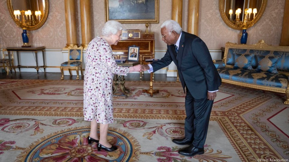 His Excellency the Right Reverend David Vunagi was received in Audience by The Queen upon his appointment as Governor-General of Solomon Islands.…