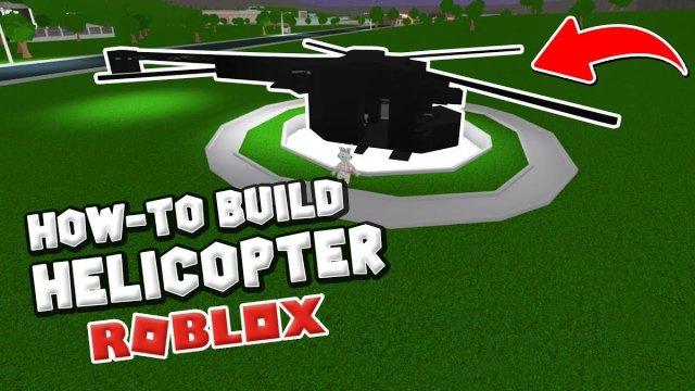 "EpicGoo.com auf Twitter: ""HELICOPTER TUTORIAL SPEED BUILD  ROBLOX"