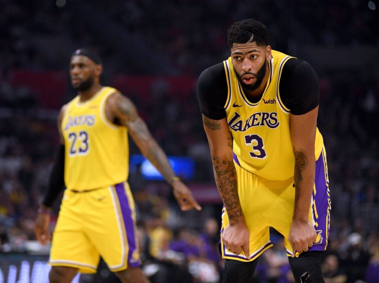 """Markieff Morris on Los Angeles Lakers' pallet: 'We need these difficult occasions"""""""