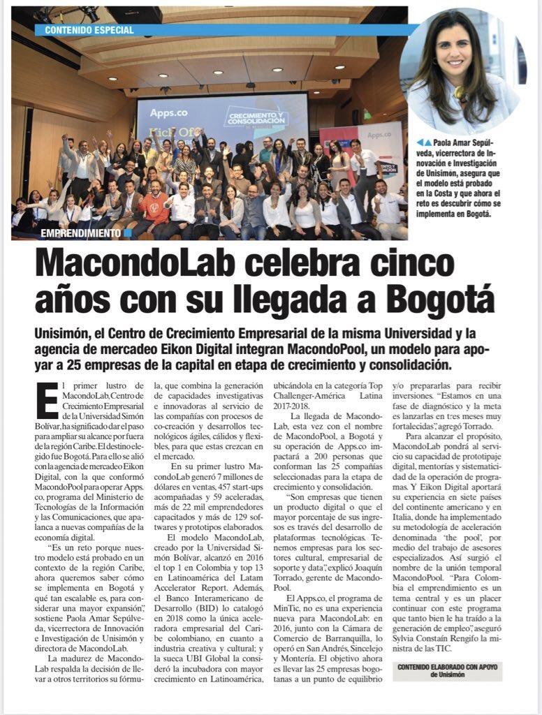 MacondoLab photo