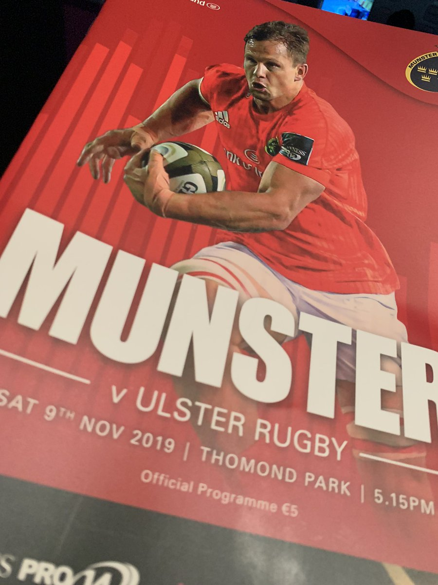 test Twitter Media - We are live on EirSport, It's a Munster v Ulster in the Pro14 https://t.co/FjgZ3D3OYh