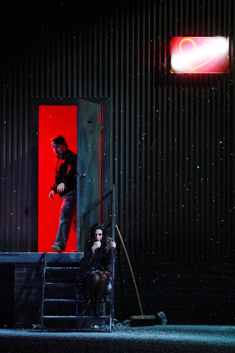 """test Twitter Media - Toi, toi, toi für die kommenden drei Vorstellungen von Puccinis """"La Bohème"""" mit Sopranistin @AngelJoyBlue in ihrer Paraderolle als Mimì! Der vielfach ausgezeichnete Tenor #AndekaGorrotxategi ist Rodolfo. Infos,Besetzung,Karten: https://t.co/RPXaDu5KPh (📷Sonya Garza/Bernd Uhlig) https://t.co/TYiZdwOi4w"""