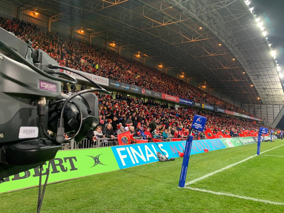 test Twitter Media - We are live on BT sports, it's Munster v Racing 92 in the Heineken Champions Cup https://t.co/WibXZ038Gn