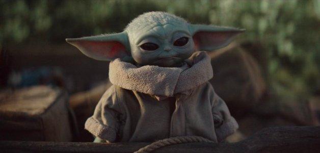 Yo viendo cómo... el 'bebé Yoda' se lleva todos los memes