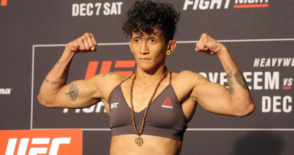 Amanda Ribas vs. Virna Jandiroba included to UFC 267 on Oct. 30