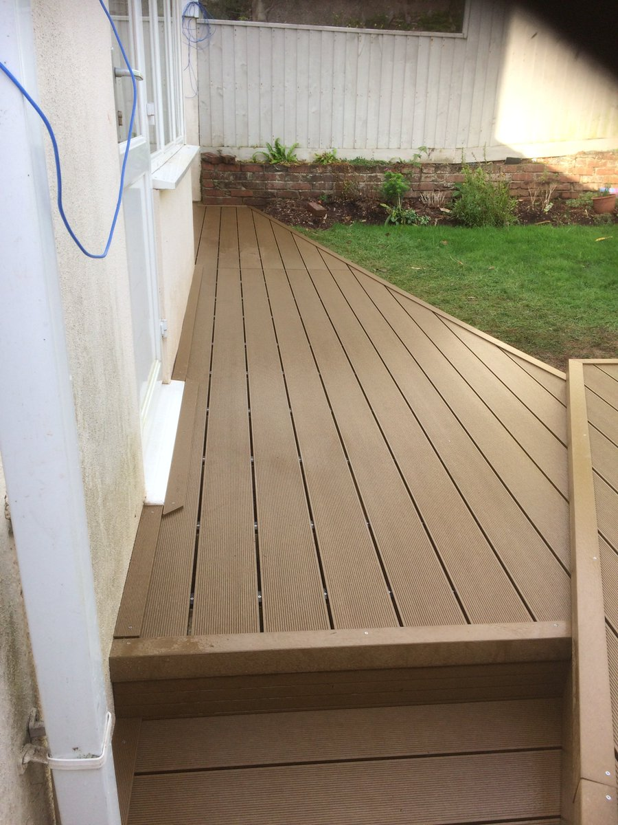 Get Cladco Decking Pictures