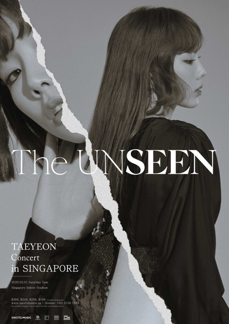 """Image result for taeyeon unseen singapore"""""""