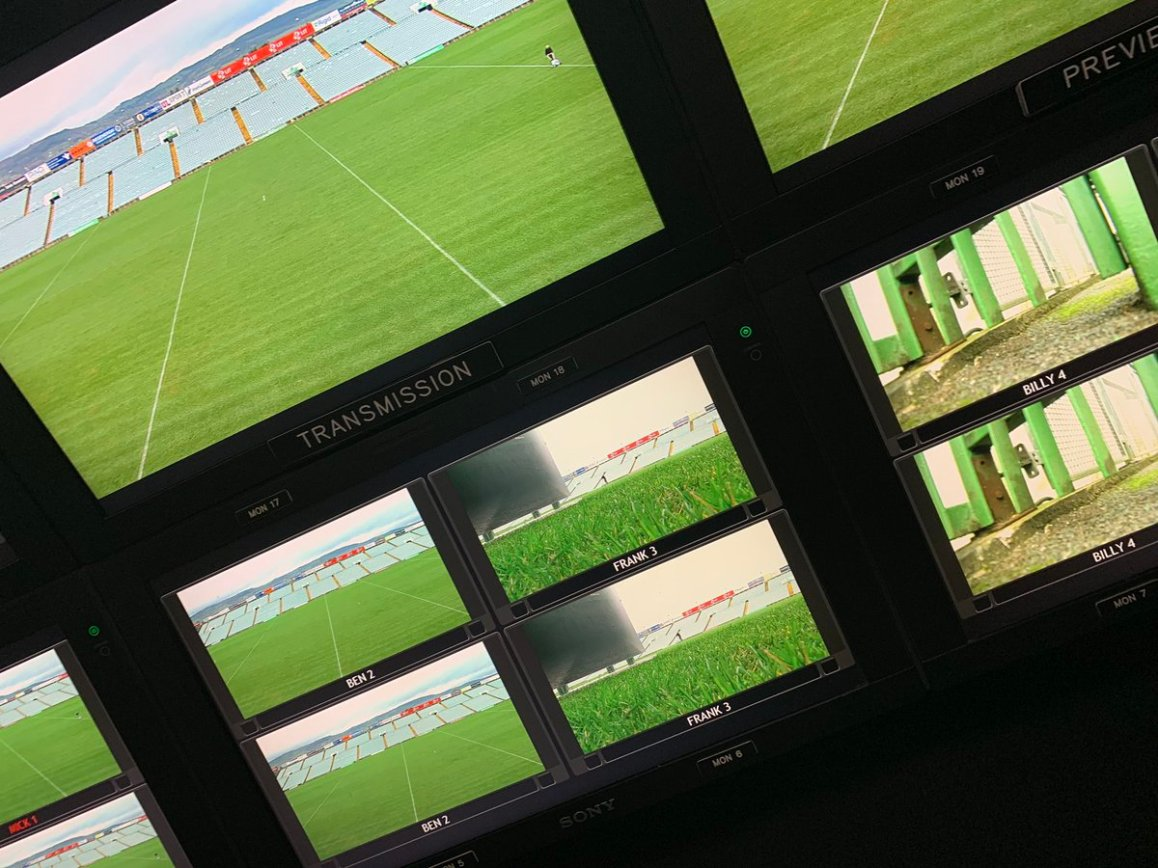 test Twitter Media - We are in Linerick today for Nemeton/TG4 for the AIB GAA All-Ireland Club Championship Semi-Finals 2019/2020. on-Air from 13.30 https://t.co/QF5tCLR0LE
