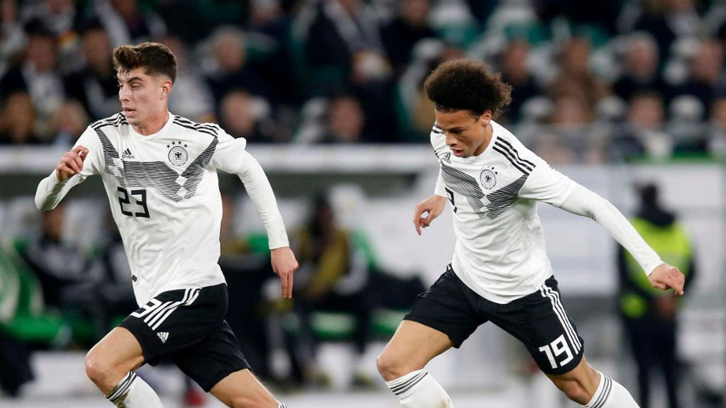 """Bayern & Germany в Twitter: """"For Kai Havertz, it's important to know who will be Bayern long term coach before making his decision on whether to move to Munich. Working under Hansi"""