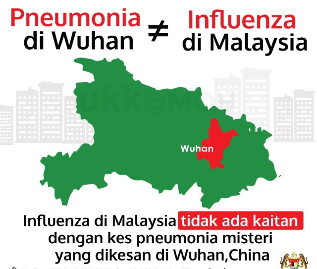 Kkmputrajaya On Twitter  Influenza In Malaysia Is Under