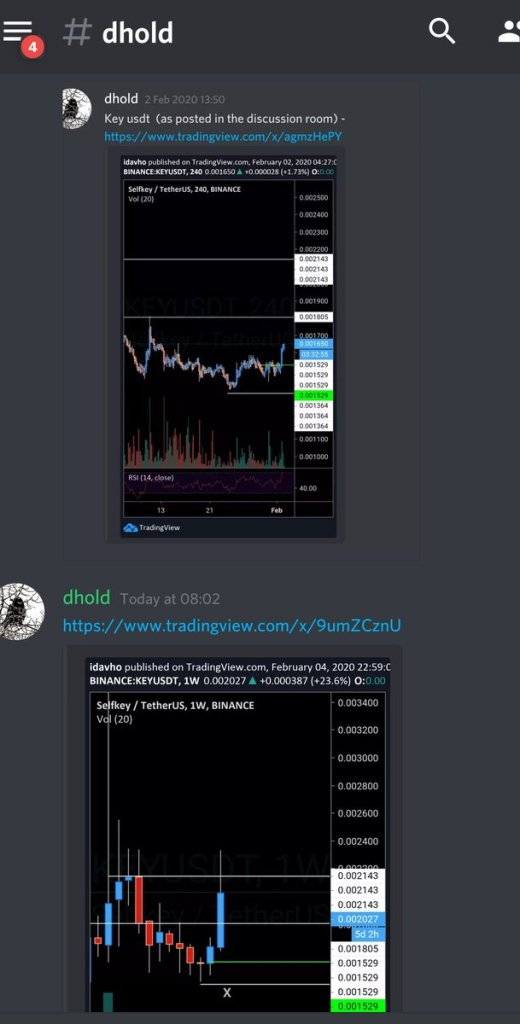 #selfkey $key successful usdt trade posted in our discord by @idavho ... 18