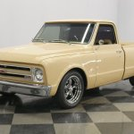 Streetside Classics Pa Twitter Solditwithstreetside This 1968 Chevrolet C10 Restomod Wields A 350 Cubic Inch V8 Paired With A 4 Speed Automatic Transmission Link Https T Co S2liegtpeg Classicchevy Chevytruck Oldtruck Ride Drive Engine