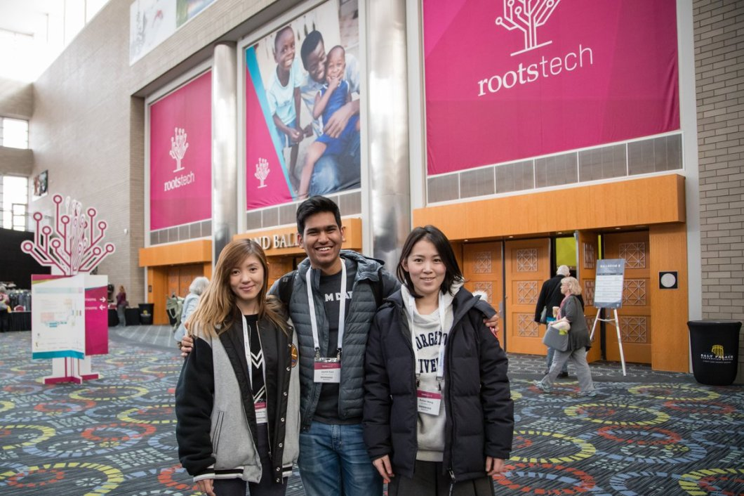 Interested in #familyhistory?  Wish you could meet the podcasters and bloggers you follow?  Come to the candy store of #genealogy conferences! #RootsTech 2020!  (Yes @RootsTechConf y'all can quote me as calling RootsTech that!) :-)